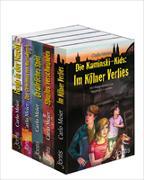 Cover-Bild zu Kaminski-Kids-Paket 3 (Band 11-15) von Meier, Carlo