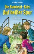 Cover-Bild zu Auf heißer Spur von Meier, Carlo