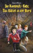 Cover-Bild zu Die Kaminski-Kids: Das Rätsel in der Burg (eBook) von Meier, Carlo