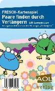 Cover-Bild zu FRESCH-Kartenspiel: Paare finden durch Verlängern von Zimmermann, Corinne