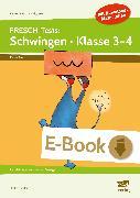 Cover-Bild zu FRESCH-Tests: Schwingen - Klasse 3-4 (eBook) von Rinderle, Bettina