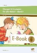 Cover-Bild zu Übungen & Strategien für LRS-Kinder 03 (eBook) von Rinderle, Bettina