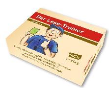 Cover-Bild zu Der Lese-Trainer - Klasse 3/4 von Rinderle, Bettina