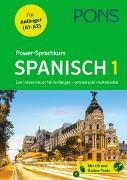 Cover-Bild zu PONS Power-Sprachkurs Spanisch 1