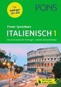 Cover-Bild zu PONS Power-Sprachkurs Italienisch 1