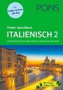Cover-Bild zu PONS Power-Sprachkurs Italienisch 2