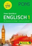 Cover-Bild zu PONS Power-Sprachkurs Englisch 1