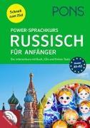 Cover-Bild zu PONS Power-Sprachkurs Russisch für Anfänger. Buch, 2 Audio-CDs und Online-Tests. Niveau A1 bis A2