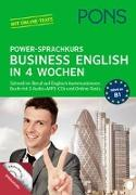 Cover-Bild zu PONS Power-Sprachkurs Business English