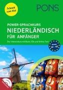 Cover-Bild zu PONS Power-Sprachkurs Niederländisch für Anfänger