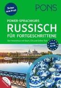Cover-Bild zu PONS Power-Sprachkurs Russisch für Fortgeschrittene von Gauß, Kristina