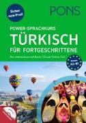 Cover-Bild zu PONS Power-Sprachkurs Türkisch für Fortgeschrittene