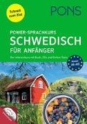 Cover-Bild zu PONS Power-Sprachkurs Schwedisch für Anfänger