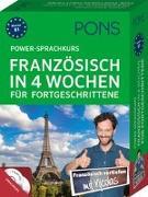 Cover-Bild zu PONS Power-Sprachkurs Französisch für Fortgeschrittene