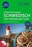 Cover-Bild zu PONS Power-Sprachkurs Schwedisch für Fortgeschrittene