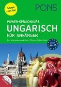 Cover-Bild zu PONS Power-Sprachkurs Ungarisch für Anfänger