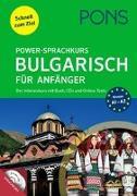 Cover-Bild zu PONS Power-Sprachkurs Bulgarisch für Anfänger