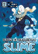 Cover-Bild zu Fuse: That Time I Got Reincarnated as a Slime 15