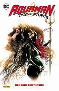 Cover-Bild zu DeConnick, Kelly Sue: Aquaman - Held von Atlantis