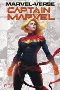 Cover-Bild zu Deconnick, Kelly Sue: Marvel-verse: Captain Marvel