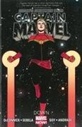 Cover-Bild zu DeConnick, Kelly Sue: Captain Marvel - Volume 2: Down (marvel Now)