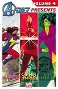 Cover-Bild zu Deconnick, Kelly Sue: A-force Presents Vol. 4