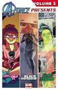 Cover-Bild zu Edmondson, Nathan: A-Force Presents, Volume 5