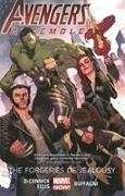 Cover-Bild zu Ellis, Warren: Avengers Assemble: The Forgeries Of Jealousy (marvel Now)