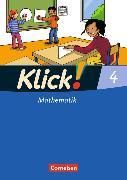 Cover-Bild zu Klick! Mathematik 4. Schuljahr. Schülerbuch von Burkhart, Silke