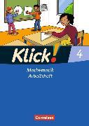Cover-Bild zu Klick! Mathematik 4. Schuljahr. Arbeitsheft von Burkhart, Silke