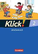 Cover-Bild zu Klick! Mathematik 2. Schuljahr. Schülerbuch von Burkhart, Silke