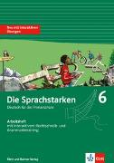 Cover-Bild zu Die Sprachstarken 6. Schuljahr. Arbeitsheft