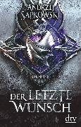 Cover-Bild zu Sapkowski, Andrzej: Der letzte Wunsch