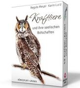 Cover-Bild zu Krafttiere und ihre seelischen Botschaften von Meyer, Regula