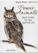 Cover-Bild zu Power Animals von Meyer, Regula