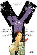 Cover-Bild zu Vaughan, Brian K.: Y: The Last Man: Deluxe Edition Book Four