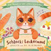 Cover-Bild zu Schlecki Leckermaul, die Abenteuer der Lebkuchen-Katze (Audio Download) von Lunin, Viktor