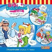 Cover-Bild zu Bibi Blocksberg Kurzhörspiele - Bibi erzählt: Schneegeschichten (Audio Download) von Weigand, K.P.