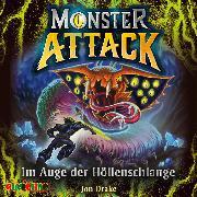 Cover-Bild zu Monster Attack (3) (Audio Download) von Drake, Jon