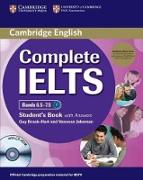 Cover-Bild zu Complete IELTS Bands 6.5-7.5 Student's Pack with Answers von Brook-Hart, Guy