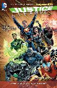 Cover-Bild zu Johns, Geoff: Justice League Vol. 5: Forever Heroes (The New 52)
