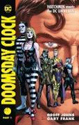 Cover-Bild zu Johns, Geoff: Doomsday Clock Part 1