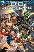 Cover-Bild zu Johns, Geoff: DC Rebirth