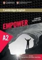 Cover-Bild zu Cambridge English Empower Elementary Teacher's Book von Foster, Tim