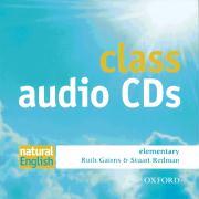 Cover-Bild zu Elementary: Class Audio CDs - natural English