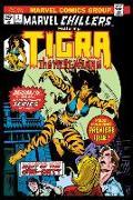 Cover-Bild zu Fite, Linda (Ausw.): Tigra: The Complete Collection
