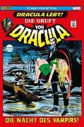 Cover-Bild zu Wolfman, Marv: Die Gruft von Dracula: Classic Collection