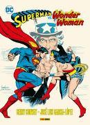 Cover-Bild zu Conway, Gerry: Superman vs. Wonder Woman