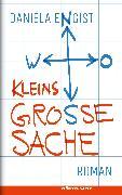 Cover-Bild zu Kleins Große Sache (eBook) von Engist, Daniela