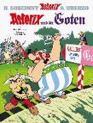 Cover-Bild zu Goscinny, René: Asterix und die Goten